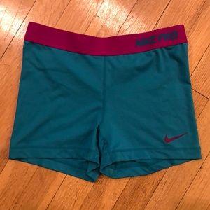 Nike Pro Women's Dri-Fit Shorts